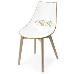 Calligaris Jam Wood stoel