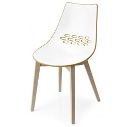 Calligaris Jam Wood stoel