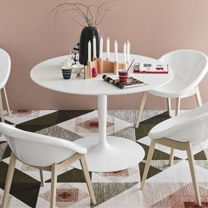 Table Bois Stellar calligaris