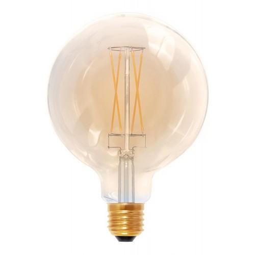 Ampoule LED Globe 125 Golden