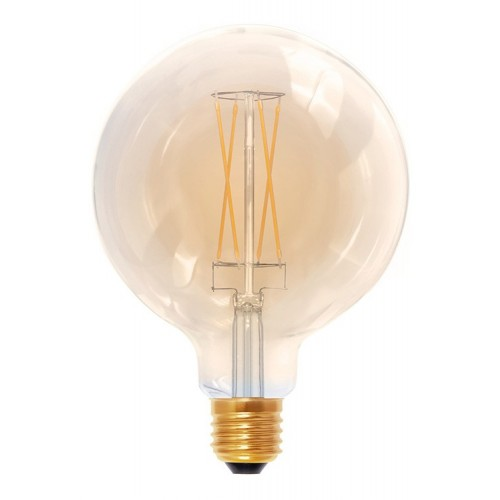 Globe 125 Golden LED lichtbron