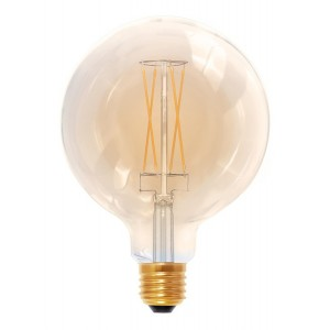 Globe 95 Curved Golden LED lichtbron