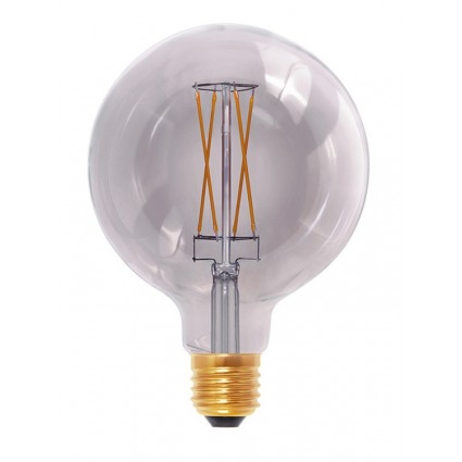 Ampoule LED Globe 125 Smokey Grey
