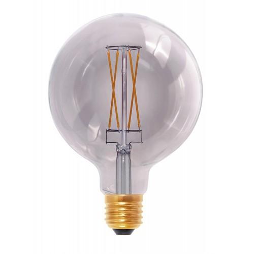 Globe 125 Smokey Grey LED lichtbron