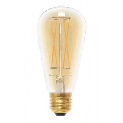 Rustika Golden Long LED lichtbron