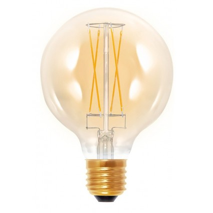 Globe 95 Golden LED lichtbron