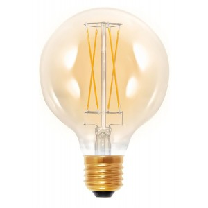 Ampoule LED Globe 95 Golden