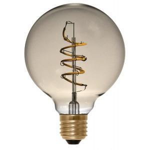 Rustika Curved Grey LED lichtbron