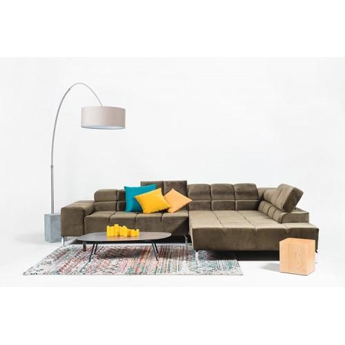 Carlson design zetel op metalen pootjes depot design for Design zetel