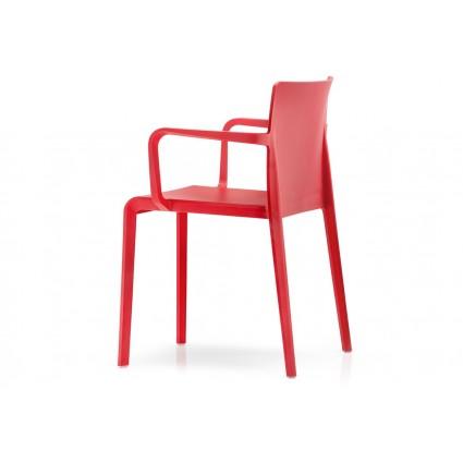 Volt 675 stoel met armleuningen