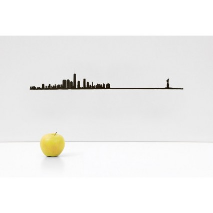 The Line 'New York' wanddecoratie