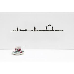 The Line 'Londen' wanddecoratie