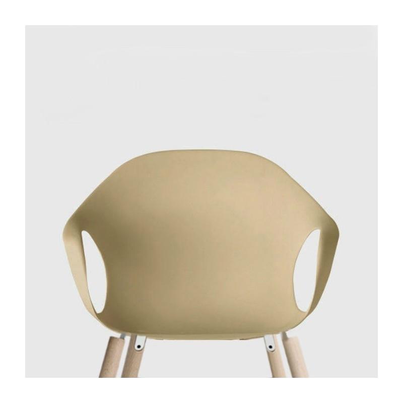 Kristalia Elephant stoel hout