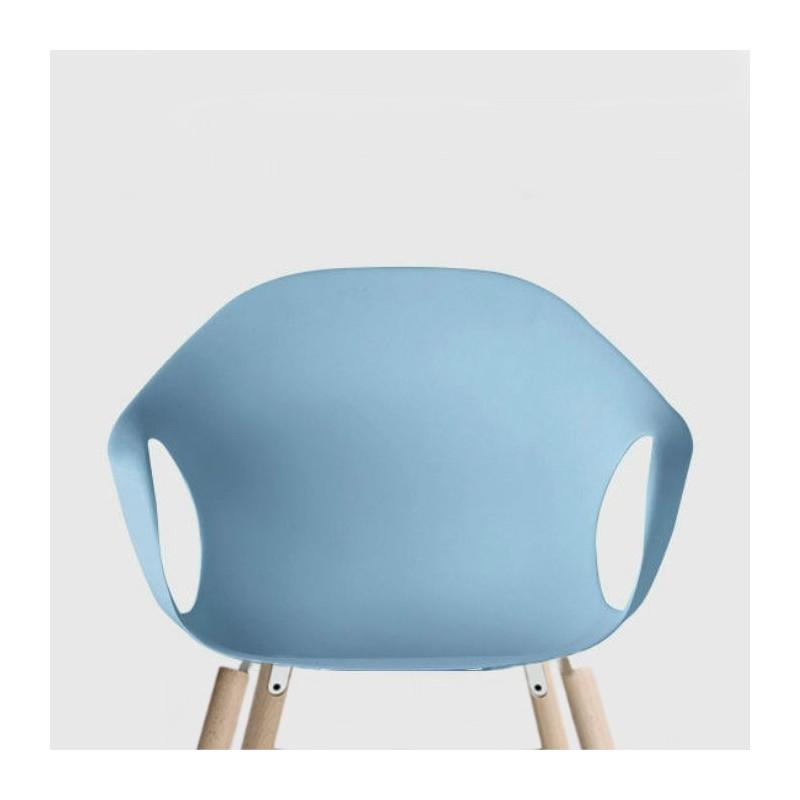 Chaise Elephant en bois de Kristalia