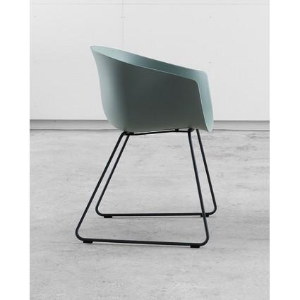 Bai Sled stoel (sledepoten)
