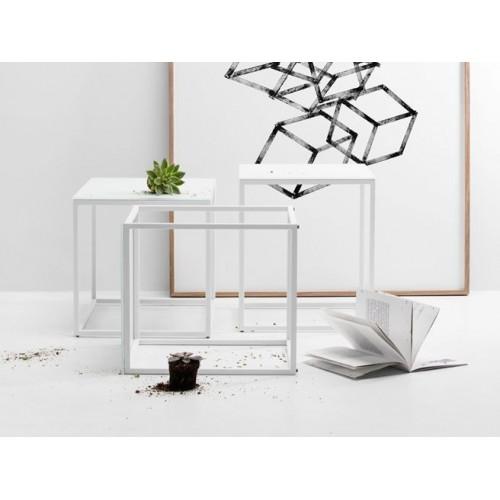 Design Salon Bijzettafel.Frame Salon Of Bijzettafel