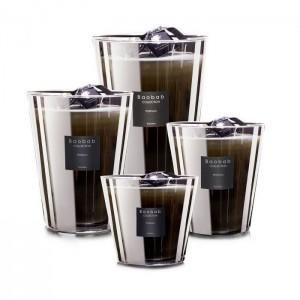 Bougies parfumées Baobab Platinum