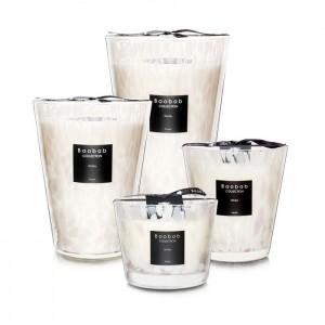 Bougies parfumées Baobab White Pearls