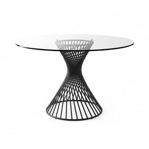 Table ronde Vortex de Calligaris