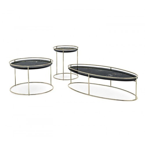 Tables basses Atollo de Calligaris