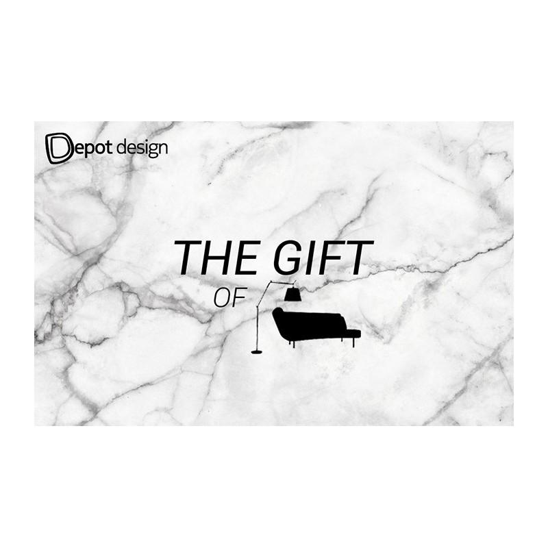 Chèque cadeau Depot Design