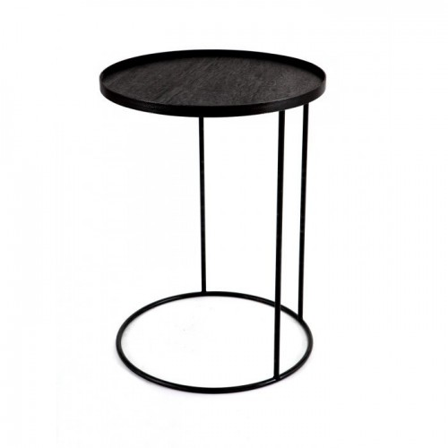 table d 39 appoint notre monde 49 cm depot design. Black Bedroom Furniture Sets. Home Design Ideas