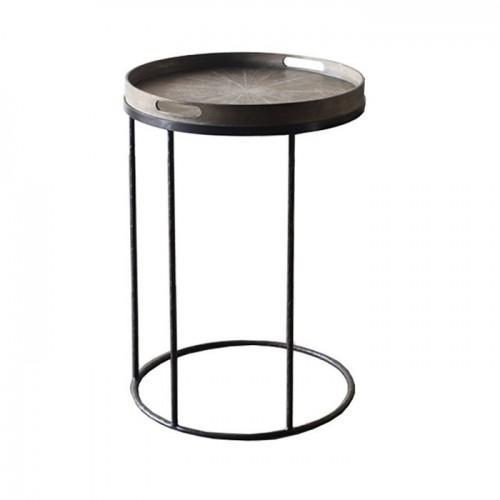 Table d'appoint Notre Monde Ø 49 cm