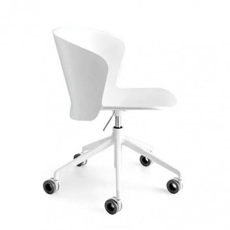 Muuto Fiber Office upholstered armchair