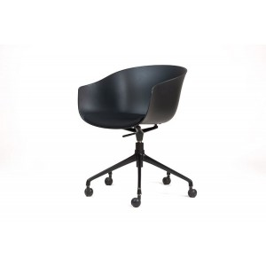 Muuto Fiber Office upholstered armchair
