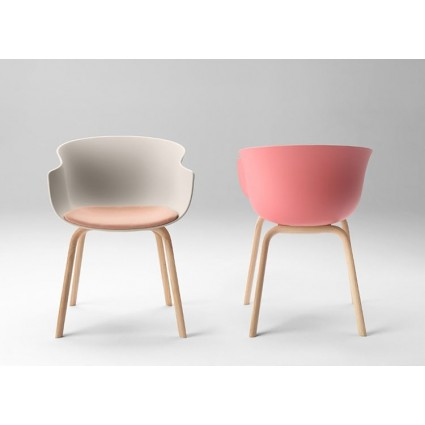Bai Wood stoel