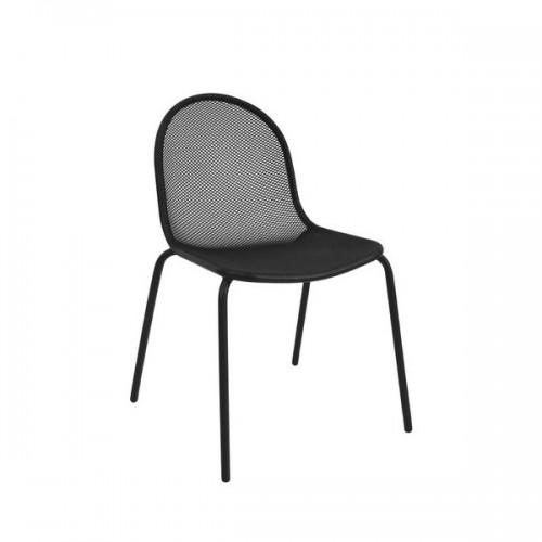 Chaise de jardin empilable Nova