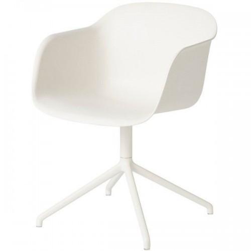 Muuto Fiber Swivel armchair