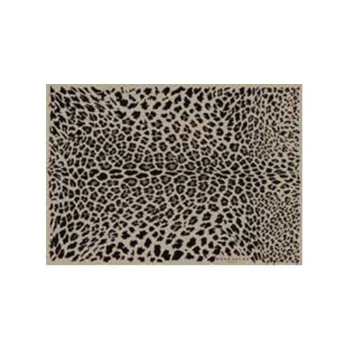 Pôdevache Leopard Rectangle placemat