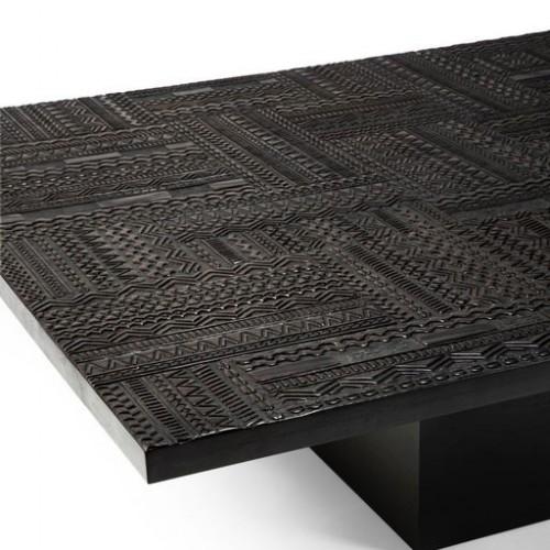 Table basse Ancestors Tabwa Blok