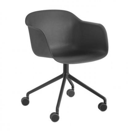 Muuto Fiber Office armchair