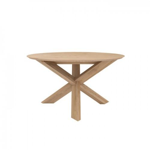Ethnicraft Circle tafel