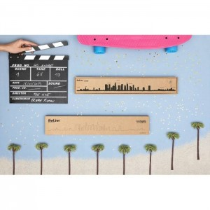 Decoratin murale 'Los Angeles'