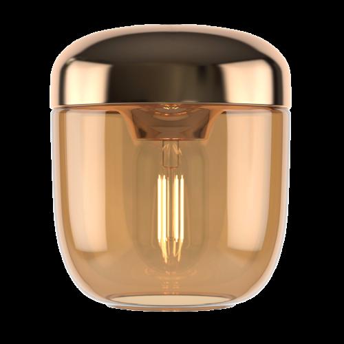 Acorn hanglamp Brass