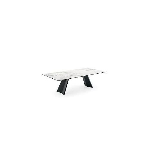Icaro table ceramique Calligaris